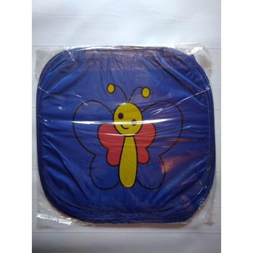 Корзина для игрушек Веселые животные с крышкой на липучке   в  Интернет-магазин Zelenaya Vorona™ 5