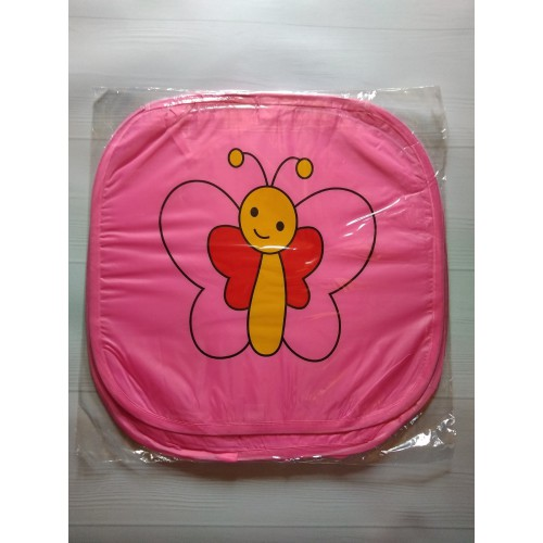 Корзина для игрушек Веселые животные с крышкой на липучке   в  Интернет-магазин Zelenaya Vorona™ 10
