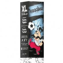 Плакат-раскраска Казаки. Футбол XL (тубус)