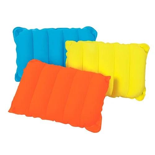 Покупка  Надувная флокированная подушка Travel Pillow в  Интернет-магазин Zelenaya Vorona™