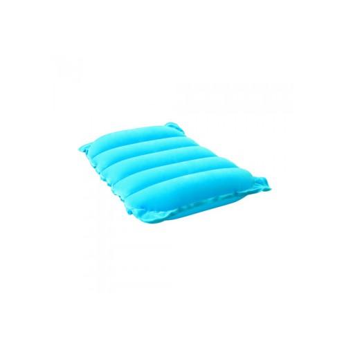 Надувная флокированная подушка Travel Pillow  в  Интернет-магазин Zelenaya Vorona™ 4