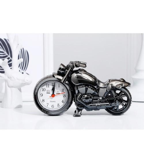 Детские настольные часы-будильник Мотоцикл  в  Интернет-магазин Zelenaya Vorona™ 1
