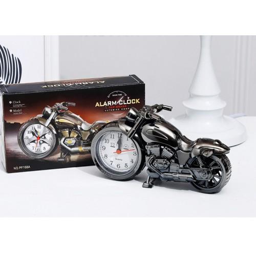 Детские настольные часы-будильник Мотоцикл  в  Интернет-магазин Zelenaya Vorona™ 2
