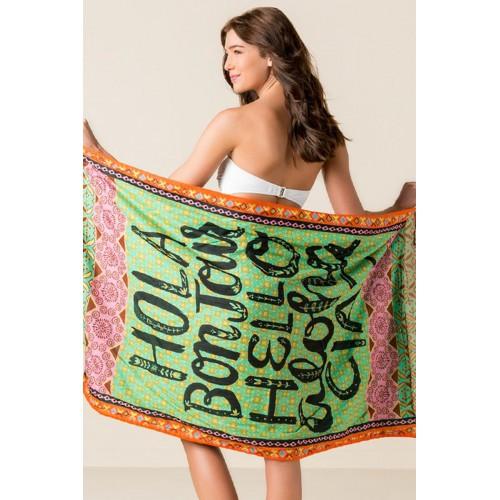 Пляжный коврик LIVE 100х150 см  в  Интернет-магазин Zelenaya Vorona™ 3