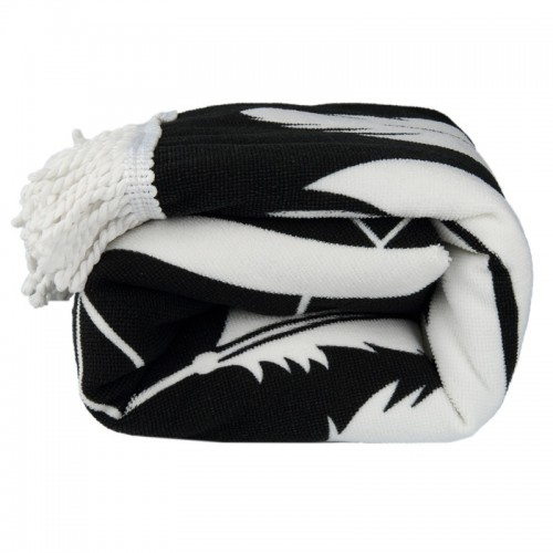 Пляжное полотенце Ловец снов из микрофибры, круглое  в  Интернет-магазин Zelenaya Vorona™ 4