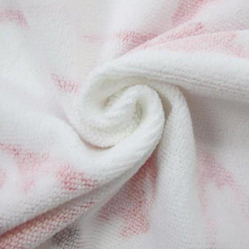 Пляжное полотенце Фламинго из микрофибры, круглое  в  Интернет-магазин Zelenaya Vorona™ 4