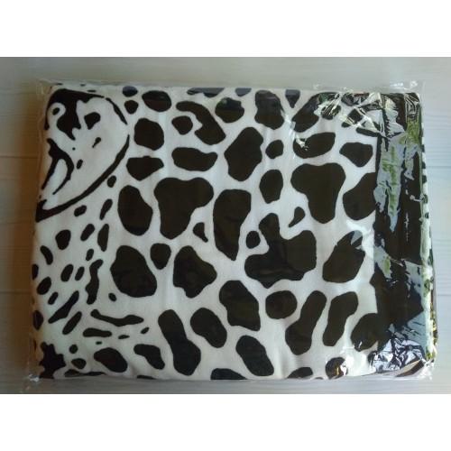 Пляжное полотенце Leopard 100х180 см, микрофибра  в  Интернет-магазин Zelenaya Vorona™ 5