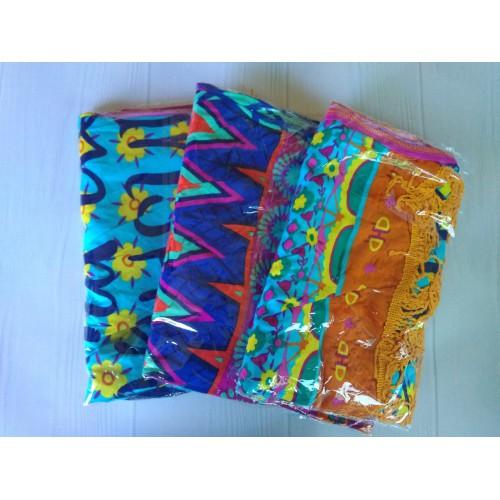 Пляжный коврик LIVE 100х150 см  в  Интернет-магазин Zelenaya Vorona™ 4
