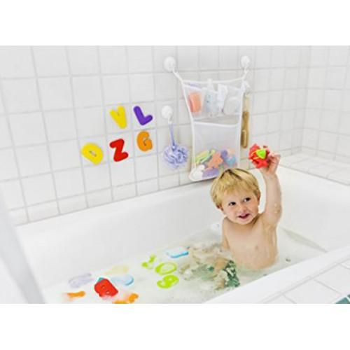 Органайзер для детских игрушек Toys bag Large на присосках в ванную  в  Интернет-магазин Zelenaya Vorona™ 2