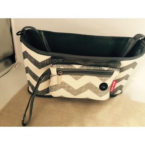 Сумка для мамы на коляску   в  Интернет-магазин Zelenaya Vorona™ 2