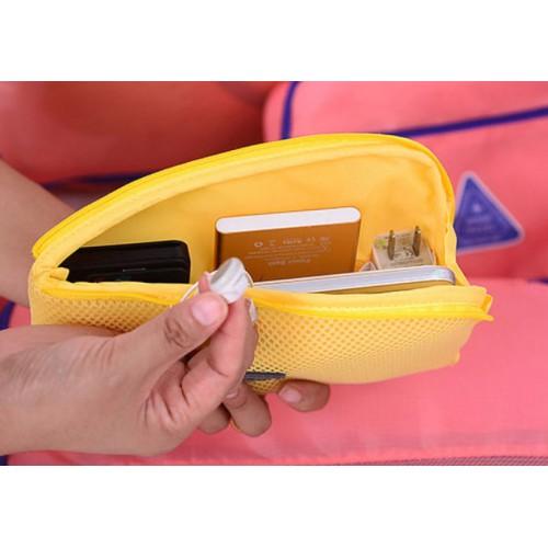 Органайзер для зарядок и прочих мелочей Monopoly Cable Pouch  в  Интернет-магазин Zelenaya Vorona™ 5