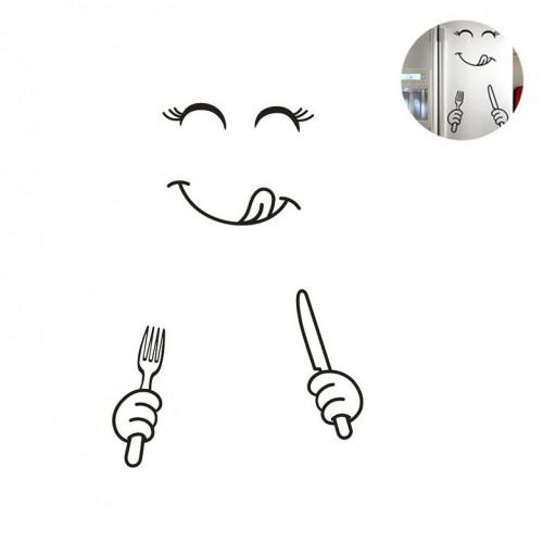 Наклейка на холодильник Приятного аппетита!  в  Интернет-магазин Zelenaya Vorona™ 2