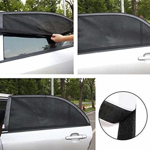 Москитная сетка для автомобиля 2 шт/компл.  в  Интернет-магазин Zelenaya Vorona™ 2