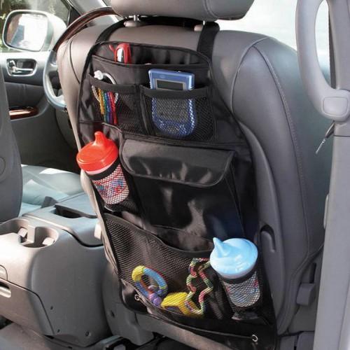 Покупка  Чехол-органайзер на спинку переднего сидения в автомобиль в  Интернет-магазин Zelenaya Vorona™