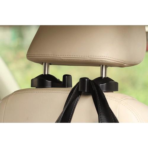 Держатели/крючки для сумок и пакетов в автомобиль Creative Car Hook. Черный  в  Интернет-магазин Zelenaya Vorona™ 1
