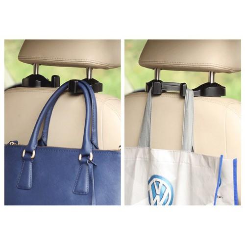 Держатели/крючки для сумок и пакетов в автомобиль Creative Car Hook. Черный  в  Интернет-магазин Zelenaya Vorona™ 2