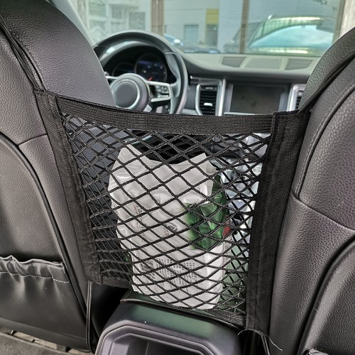 Карман-сетка в авто между сиденьями  в  Интернет-магазин Zelenaya Vorona™ 3