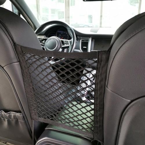 Покупка  Карман-сетка в авто между сиденьями в  Интернет-магазин Zelenaya Vorona™