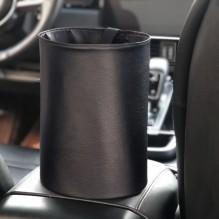 Складное мусорное ведро в автомобиль Car folding bucket.Черный