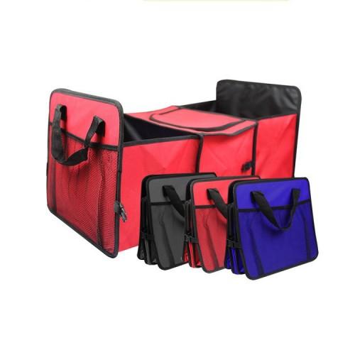 Покупка  Сумка-органайзер в багажник авто с термоотделением в  Интернет-магазин Zelenaya Vorona™