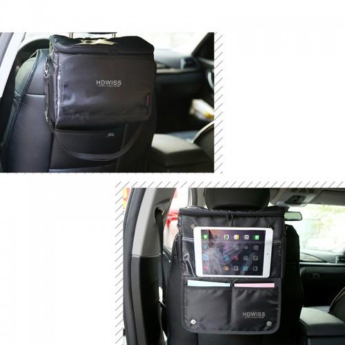 Термосумка HDWISS на спинку переднего сиденья в автомобиль  в  Интернет-магазин Zelenaya Vorona™ 1