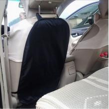 Защитный чехол на спинку переднего сиденья от ног ребенка