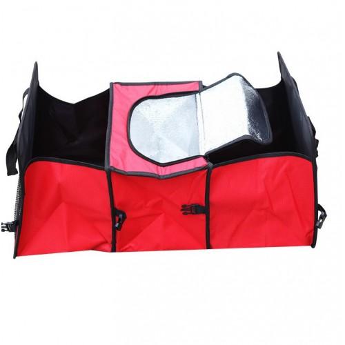 Сумка-органайзер в багажник авто с термоотделением  в  Интернет-магазин Zelenaya Vorona™ 1