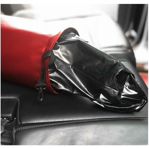 Складное мусорное ведро в автомобиль Car folding bucket. Серый  в  Интернет-магазин Zelenaya Vorona™ 5