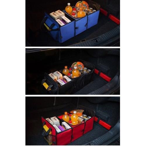 Сумка-органайзер в багажник авто с термоотделением  в  Интернет-магазин Zelenaya Vorona™ 4