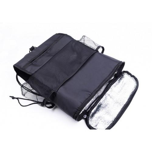 Термосумка-органайзер на спинку сиденья в автомобиль  в  Интернет-магазин Zelenaya Vorona™ 3