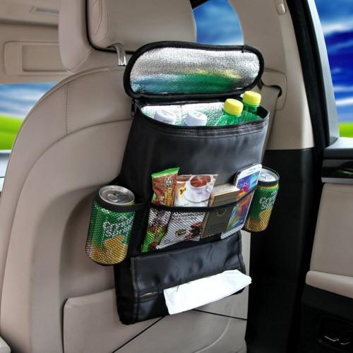 Покупка  Термосумка-органайзер на спинку сиденья в автомобиль в  Интернет-магазин Zelenaya Vorona™