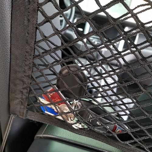Карман-сетка в авто между сиденьями  в  Интернет-магазин Zelenaya Vorona™ 5