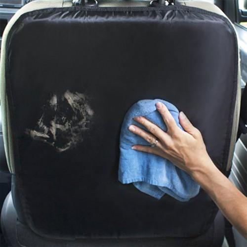 Защитный чехол на спинку переднего сиденья от ног ребенка  в  Интернет-магазин Zelenaya Vorona™ 3