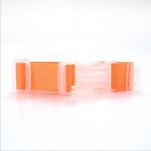 Ремень для крепления сумки к чемодану. Оранжевый