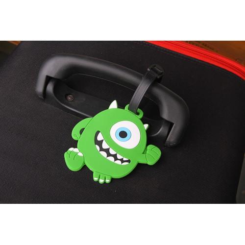 Бирка для чемодана Майк Вазовски  в  Интернет-магазин Zelenaya Vorona™ 2