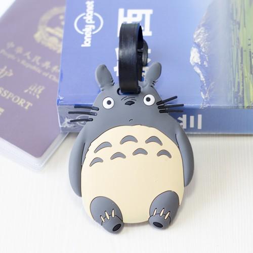 Бирка для чемодана Totoro  в  Интернет-магазин Zelenaya Vorona™ 1