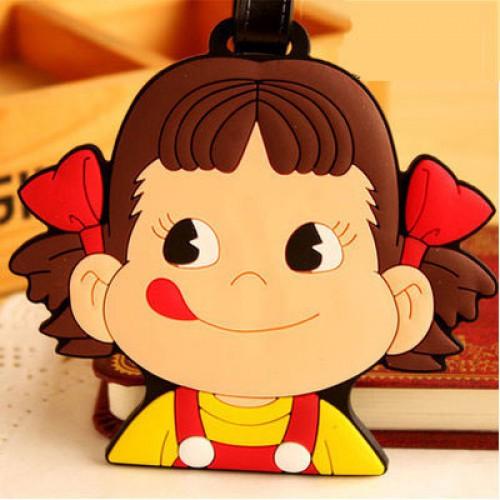 Бирка для чемодана Cheeky Girl  в  Интернет-магазин Zelenaya Vorona™ 5