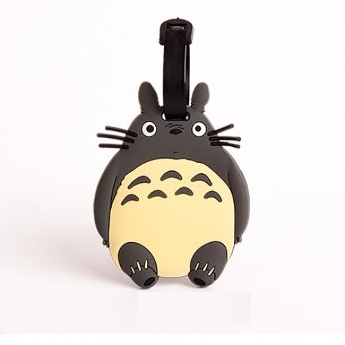 Покупка  Бирка для чемодана Totoro в  Интернет-магазин Zelenaya Vorona™