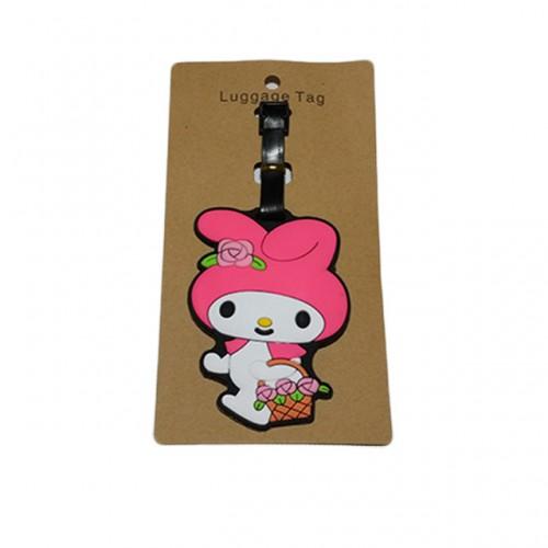 Бирка для чемодана My Melody  в  Интернет-магазин Zelenaya Vorona™ 1