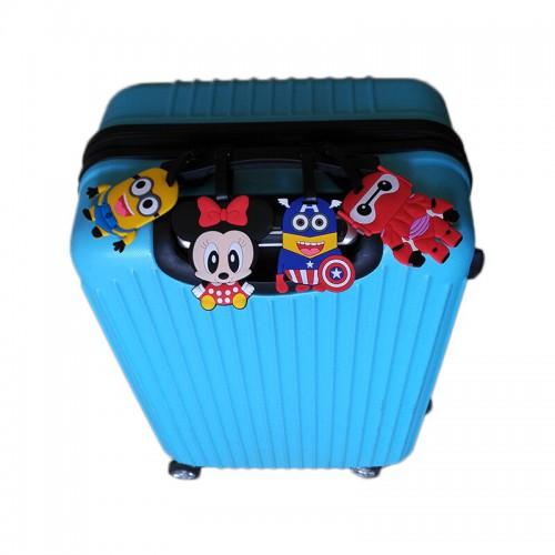 Бирка для чемодана Минни Маус  в  Интернет-магазин Zelenaya Vorona™ 2