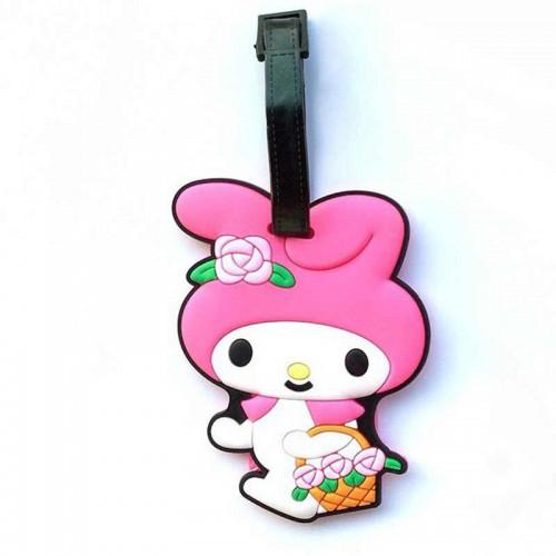 Покупка  Бирка для чемодана My Melody в  Интернет-магазин Zelenaya Vorona™