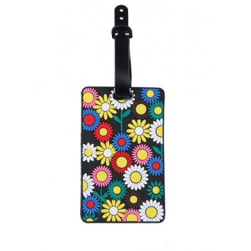 Покупка  Бирка для чемодана Цветы в  Интернет-магазин Zelenaya Vorona™