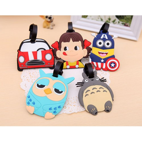 Бирка для чемодана Totoro  в  Интернет-магазин Zelenaya Vorona™ 2