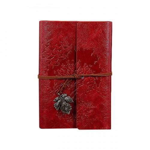 Покупка  Винтажный блокнот Древо жизни. Темно-красный в  Интернет-магазин Zelenaya Vorona™