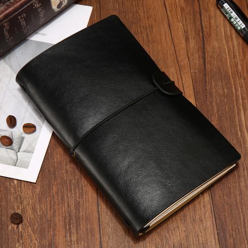 Покупка  Блокнот для записей и заметок Senno. Черный в  Интернет-магазин Zelenaya Vorona™