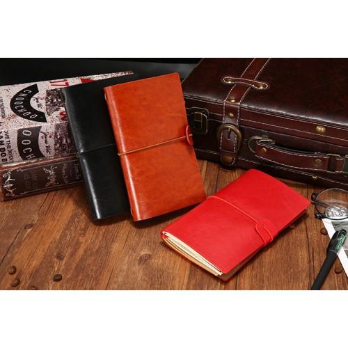 Блокнот для записей и заметок Senno. Красный  в  Интернет-магазин Zelenaya Vorona™ 1