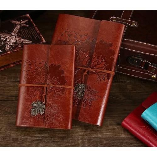 Винтажный блокнот Древо жизни. Коричневый  в  Интернет-магазин Zelenaya Vorona™ 1