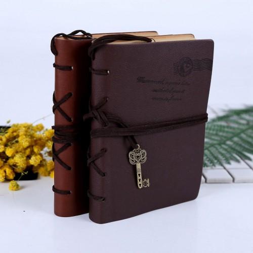 Покупка  Винтажный блокнот с ключиком в  Интернет-магазин Zelenaya Vorona™