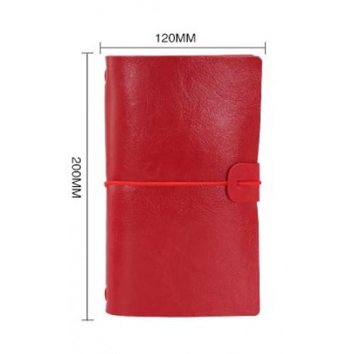Блокнот для записей и заметок Senno. Красный  в  Интернет-магазин Zelenaya Vorona™ 4