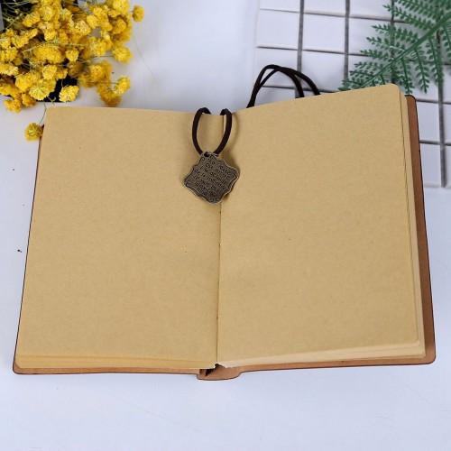 Винтажный блокнот с ключиком  в  Интернет-магазин Zelenaya Vorona™ 4